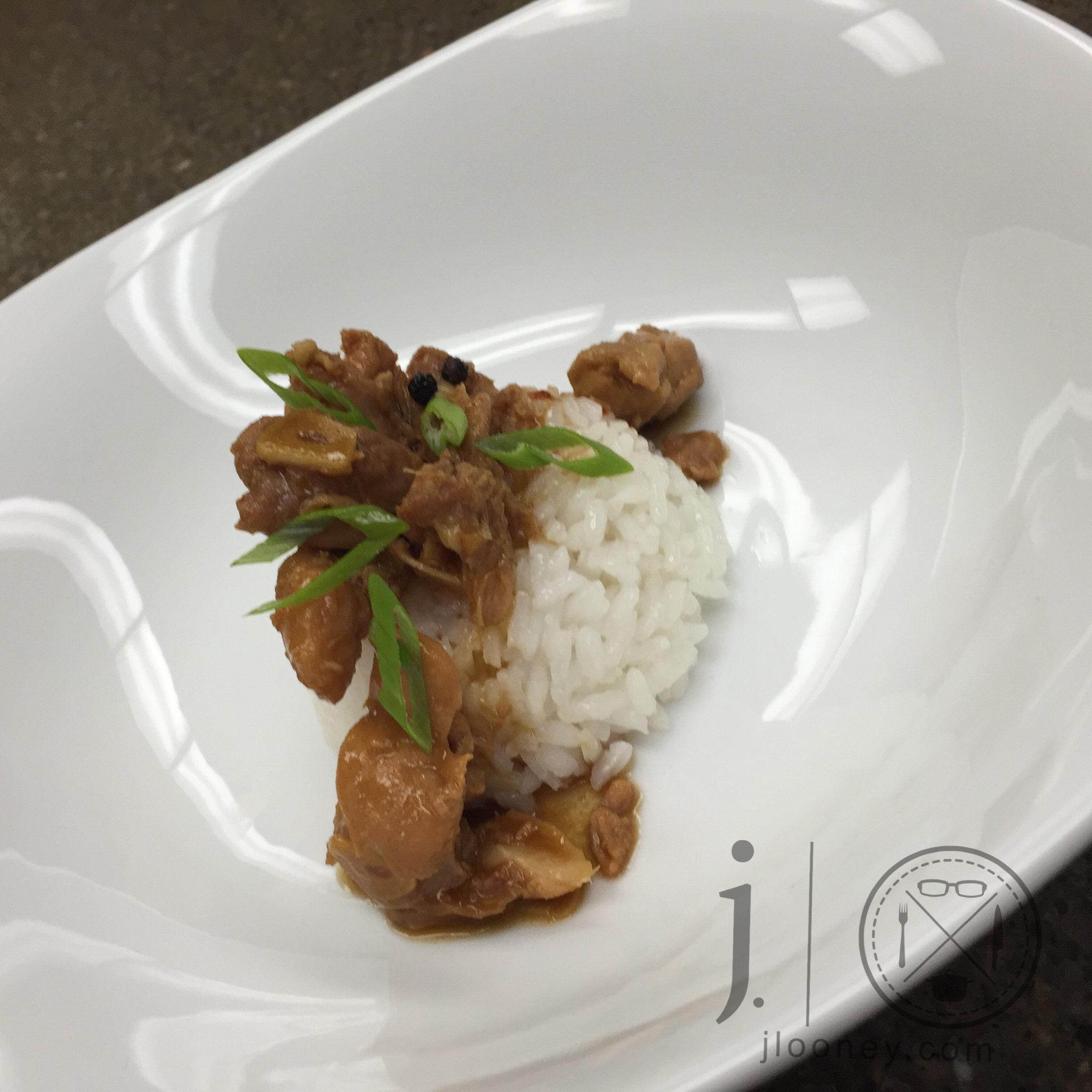 how to make chicken adobo sauce
